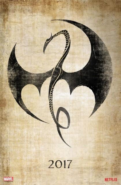 Iron Fist - Poster