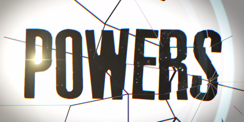Powers - Logo
