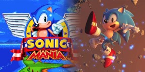 Sonic Mania, Sonic 2017 - Art