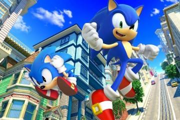 Sonic - Promo Art