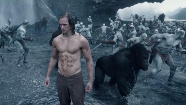 Tarzan - Footage 1