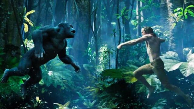 Tarzan - Footage 3