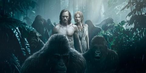 Tarzan - Promo Art
