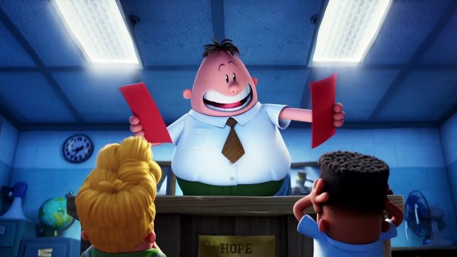 Captain Underpants The First Epic Movie Review Eggplante