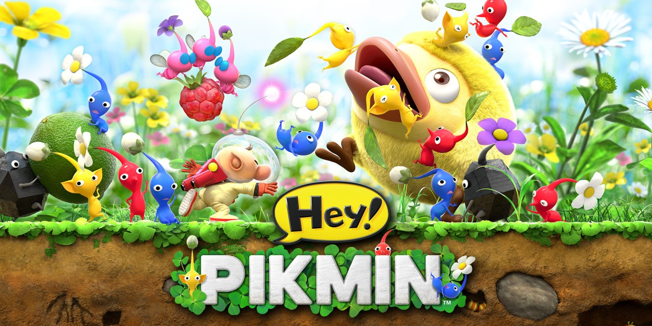 Hey Pikmin Review Eggplante
