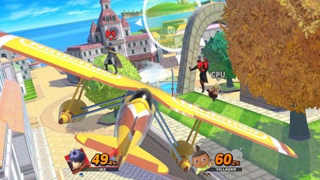 Super Smash Bros  Ultimate Review – Eggplante!
