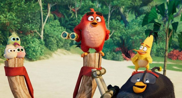 The Angry Birds Movie 2 Review Eggplante