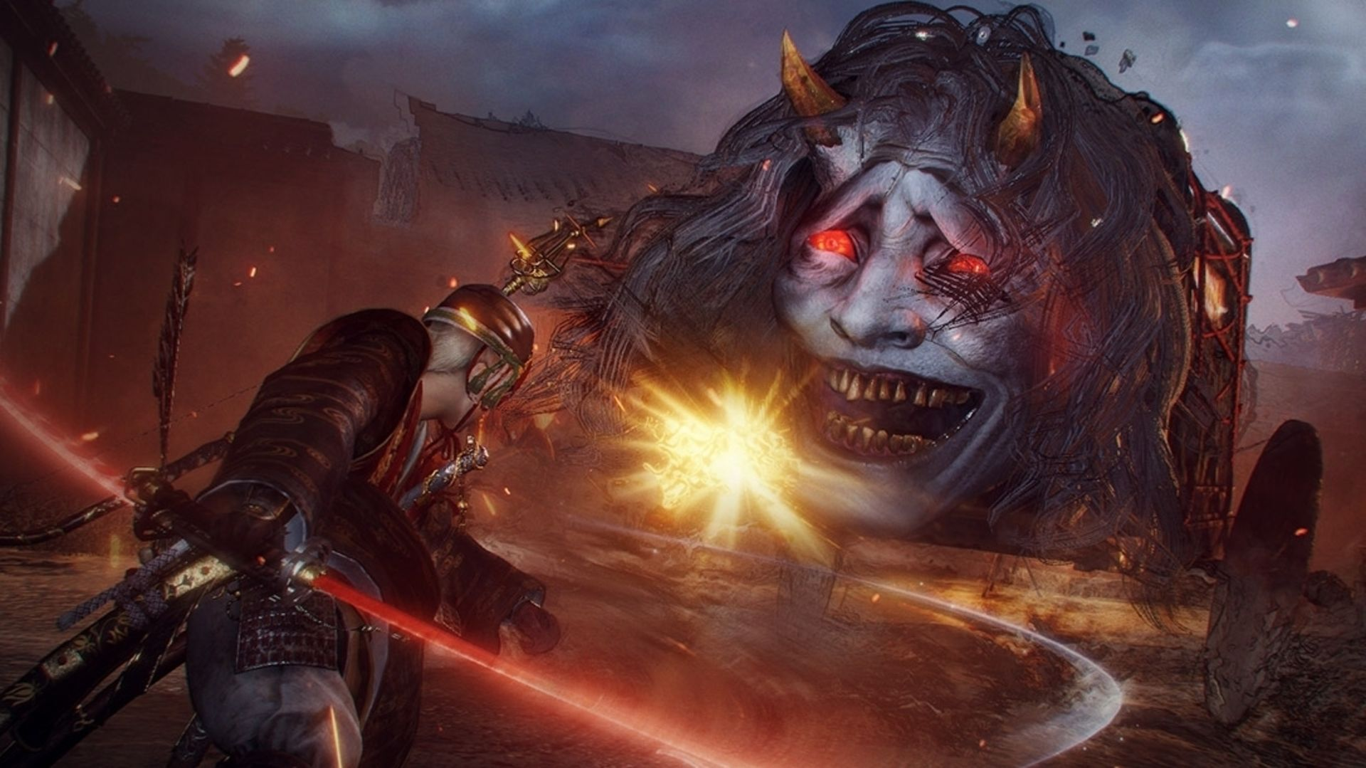 Master powerful weapons to defeat the deadly Yokai in Nioh 2 – The Complete Edition – Eggplante!